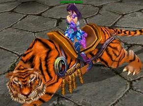 História Talisman Online Tiger
