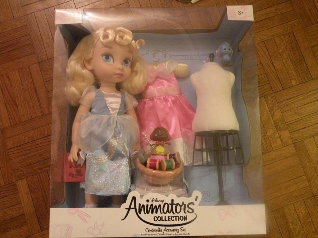 Disney Animator's Collection (depuis 2011) - Page 37 DSCN1242