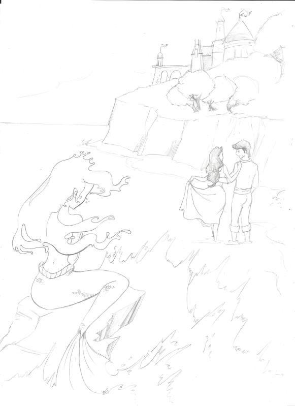 [Règle n°0] Concours de production artistique [archives] - Page 22 Ariel_ecume001
