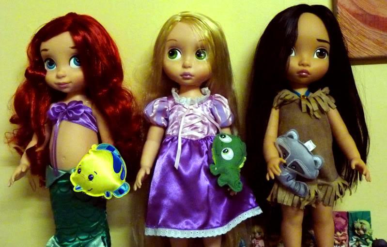 [collection] La caverne aux merveilles de MadEye ! New :Anna QPosket ! Doll_3_piti