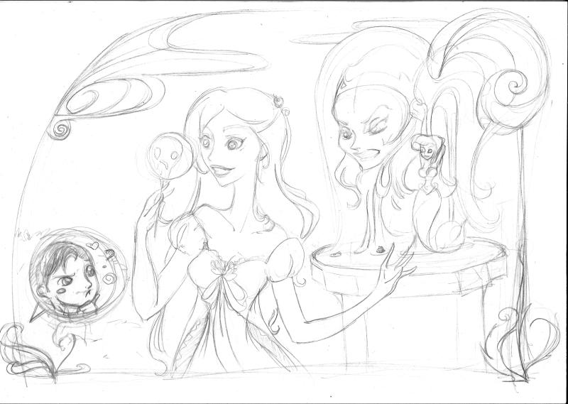 [Règle n°0] Concours de production artistique : Saison 5 [archives 9] - Page 38 Enchanted-1