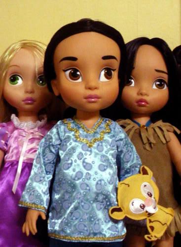 Disney Animator's Collection (depuis 2011) - Page 4 Jasmine_buste