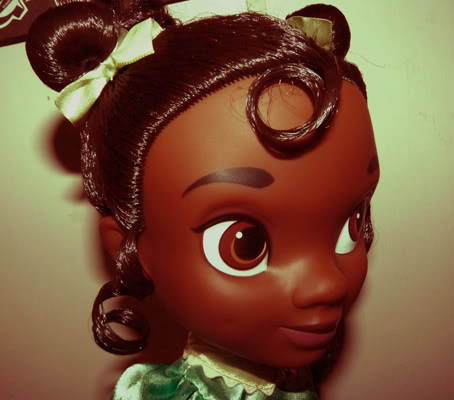Disney Animator's Collection (depuis 2011) Tiana_piti