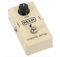 VENDO Pedal Mxr - Micro Amp (€ 50,00 ) Vendo_mxr