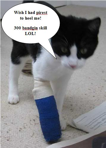 What made you grumpy today? - Page 2 Bandage