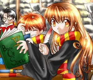 Harry Potter Anime HP