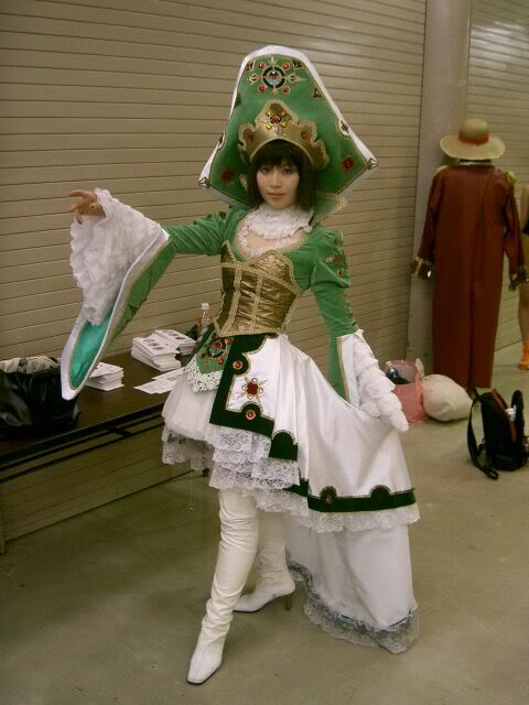 Cosplay internacional  :cat: 055_trinity_blood