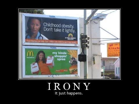 Motivational Posters - Page 3 Irony