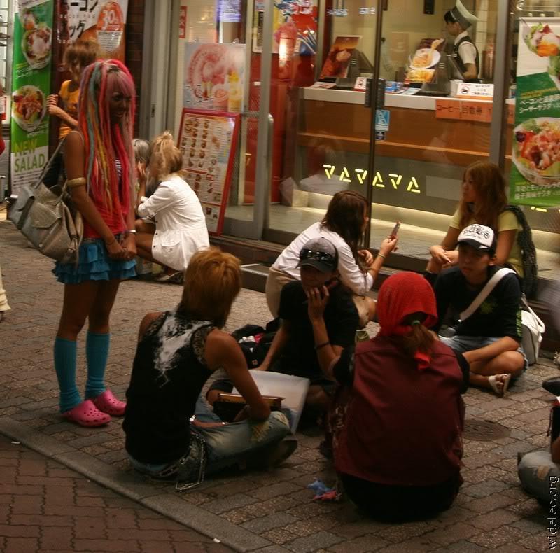 l@s gyarus de japan Ganguro_09