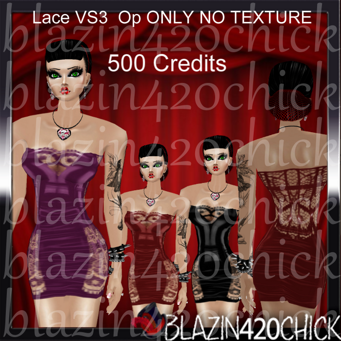 ~blazin420chick's SHOP~ New Spoiled Fit added 8/30! LaceVS3sample
