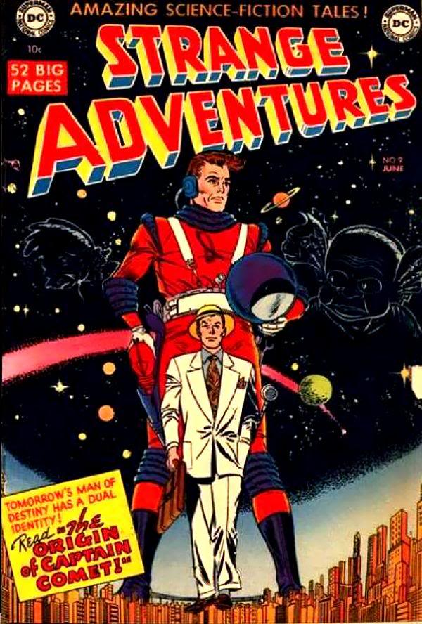 Favourite Marvel Comics Character - Page 5 StrangeAdventures9Cover1951