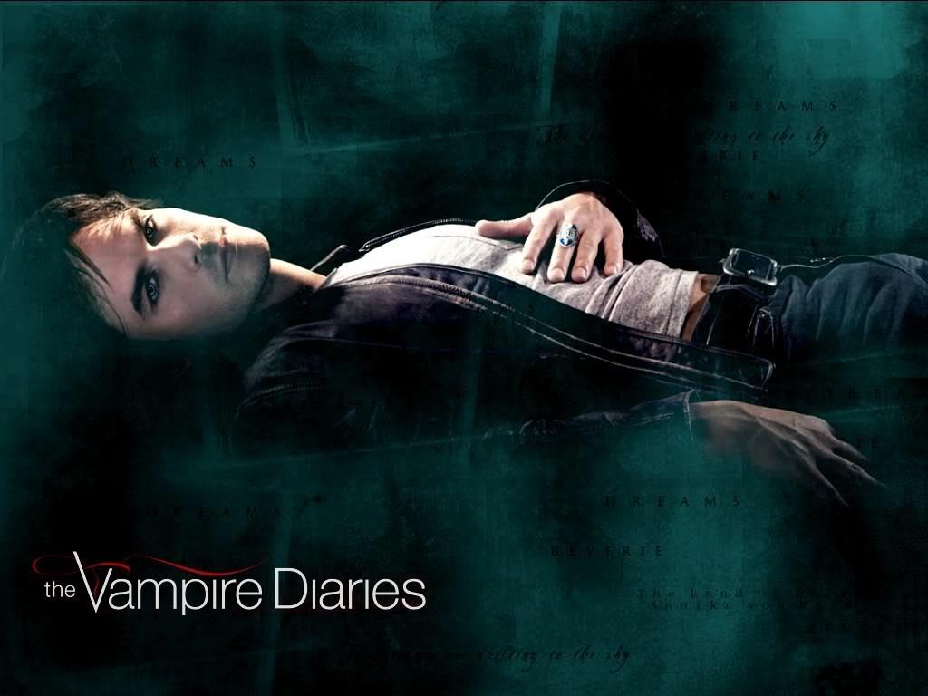 The Vampire Diaries TheVampireDiaries-IanSomerholder01