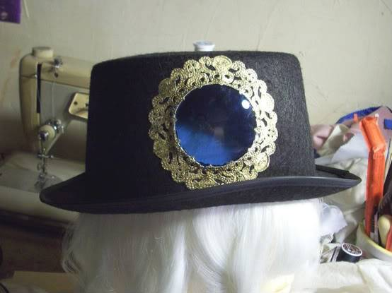 Nautilus themed top hat need advice. Portholeinprogress