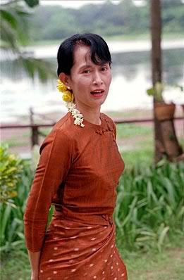 LE MIE DONNE  AungSanSuuKyi