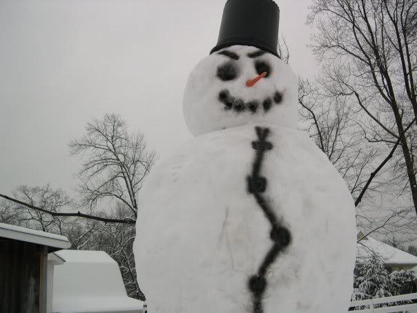 Snowman N14311449_33353329_3147
