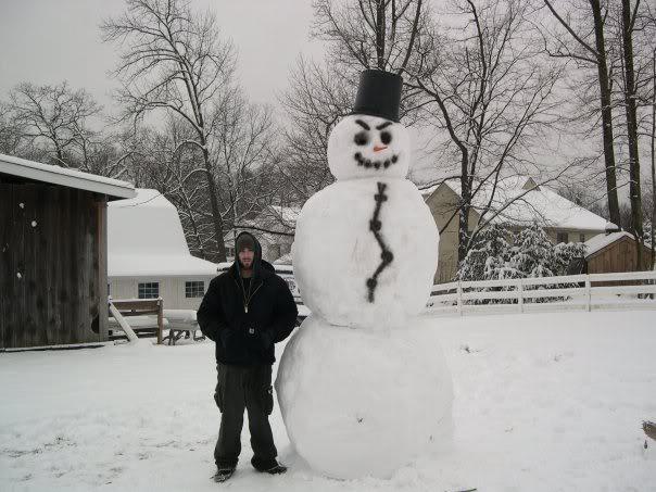Snowman N14311449_33353330_3940