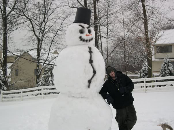 Snowman N14311449_33353334_4752