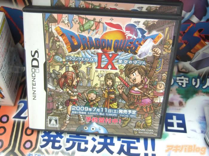 [DS] Dragon Quest IX ganha vídeo de 7 minutos 44