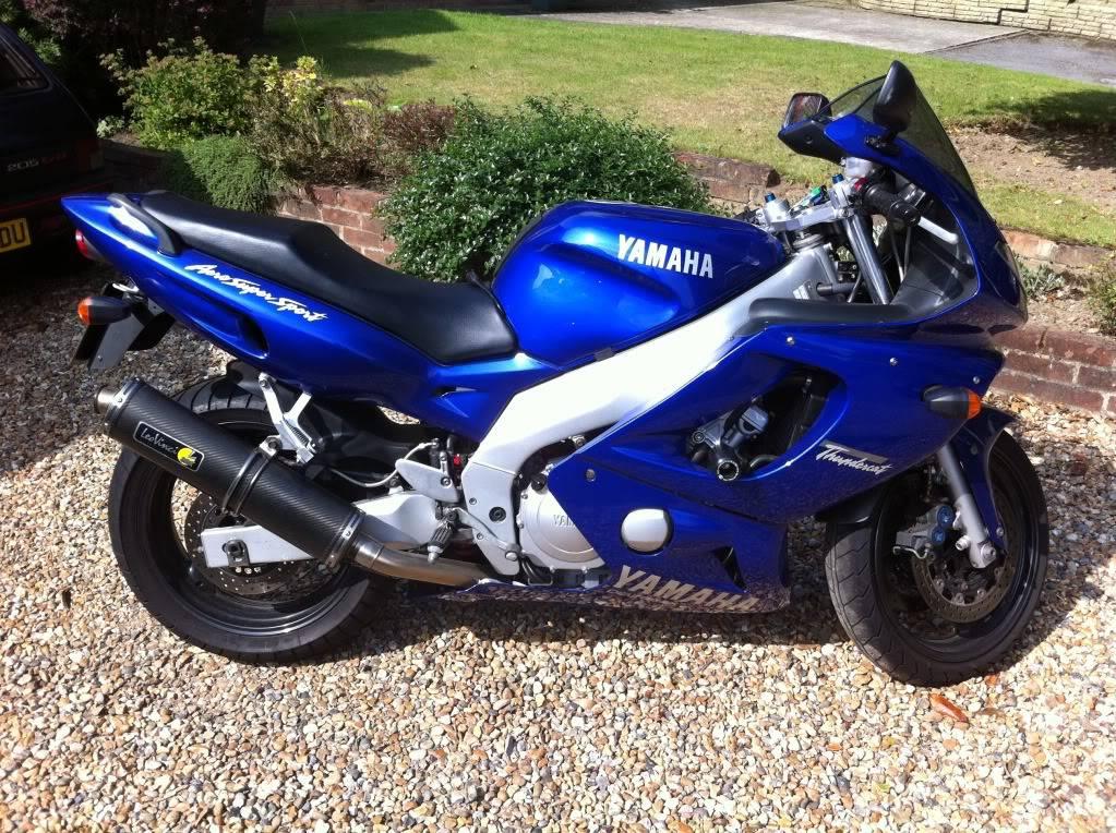 2002 Yamaha YZF600R Thundercat IMG_0350