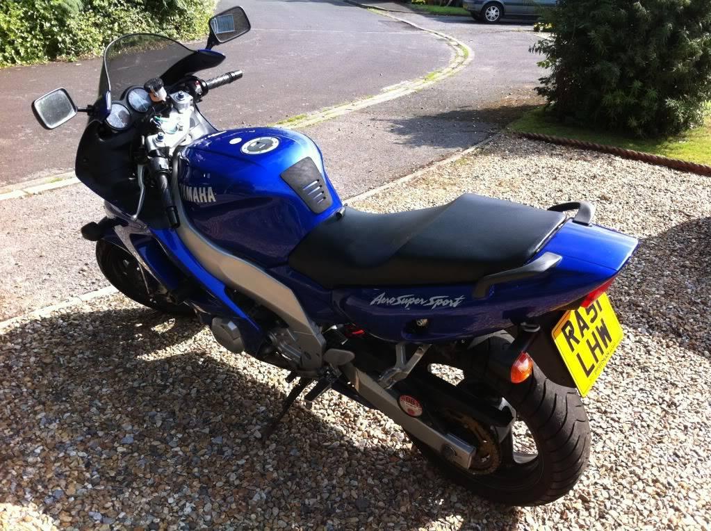2002 Yamaha YZF600R Thundercat IMG_0351