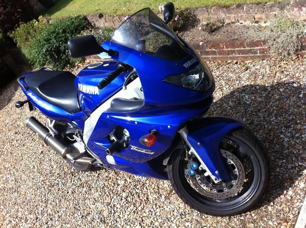 2002 Yamaha YZF600R Thundercat IMG_0353