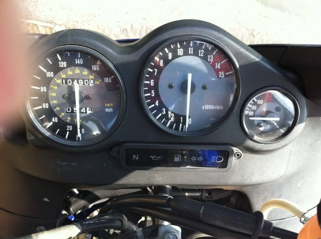 2002 Yamaha YZF600R Thundercat IMG_0354