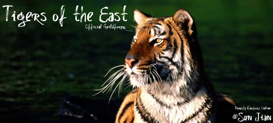 Tigers of the East