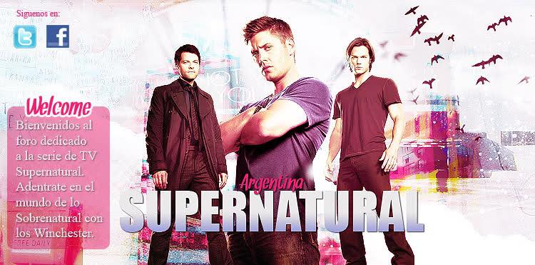 Foro Supernatural en Argentina