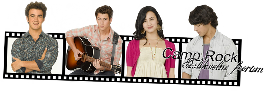 Eelvaated filmile Camp rock 2 2uot2is