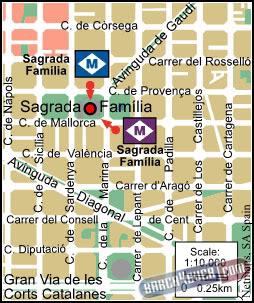 أكثر 10 معالم سياحةً في برشلونة Mapcopy