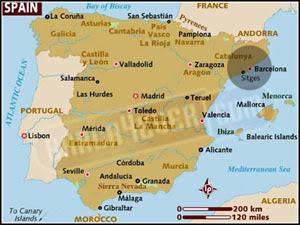أكثر 10 معالم سياحةً في برشلونة Map_of_spaincopy