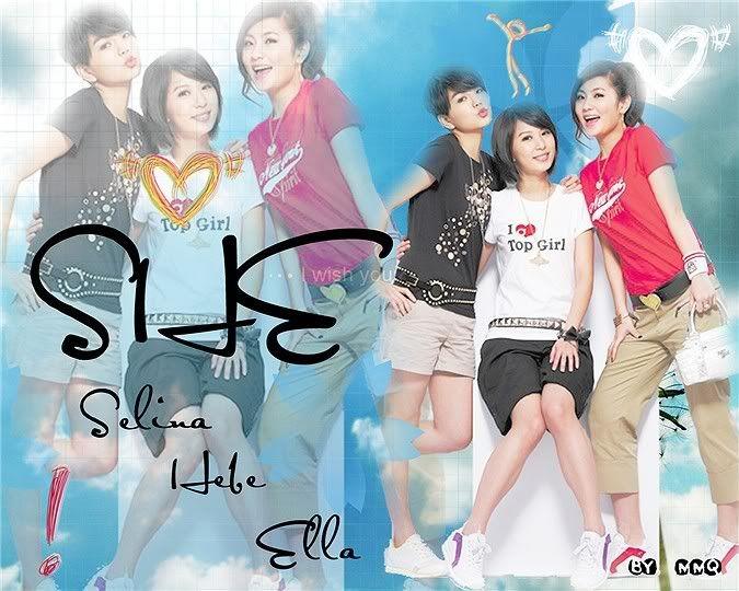 Wallpaper của S.H.E 126994083_25865