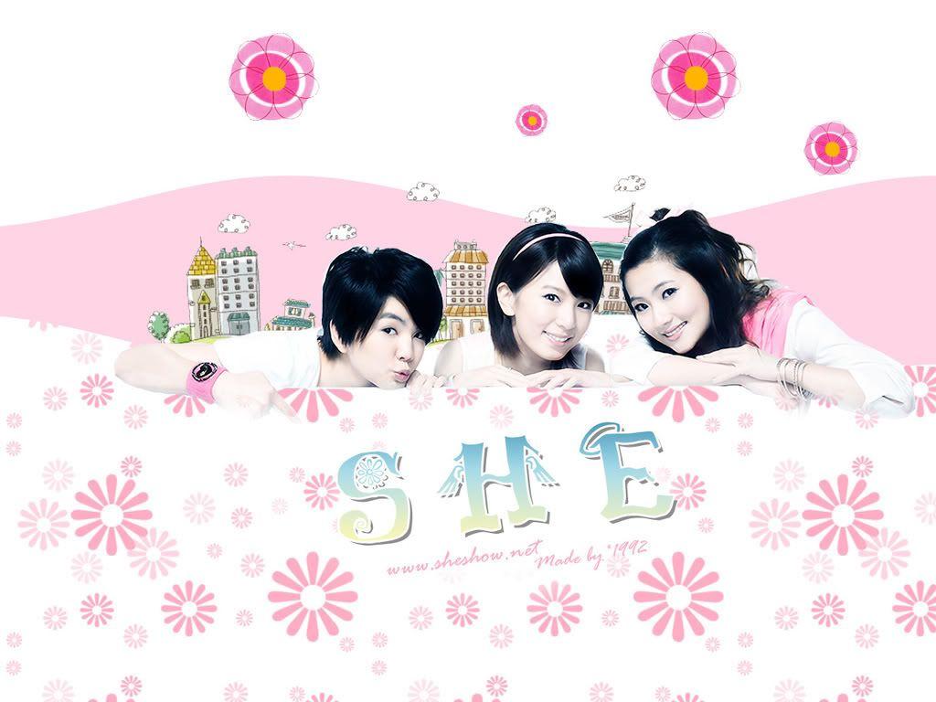 Wallpaper của S.H.E 226