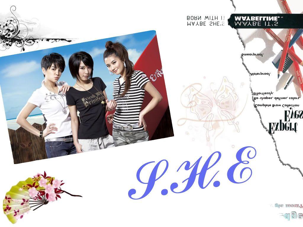 Wallpaper của S.H.E Untitled-3
