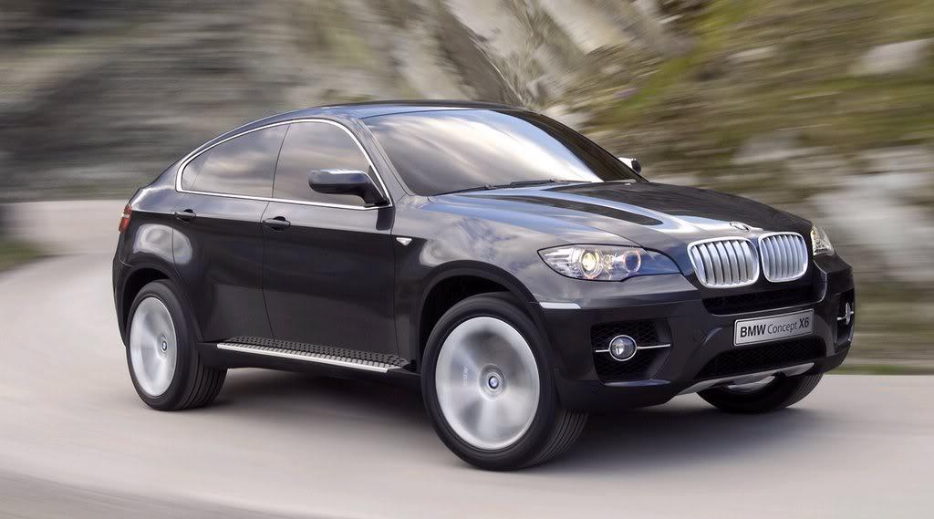 Bộ sưu tập xe độc nè! BMWX6