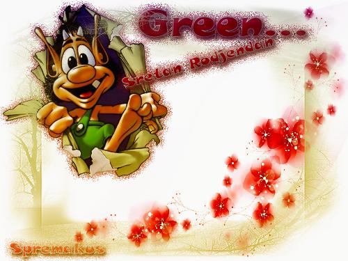 Green-Rodjus
