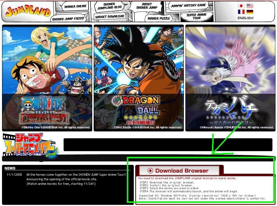 Nuevo especial de Dragon Ball ya tiene fecha!!! Jump