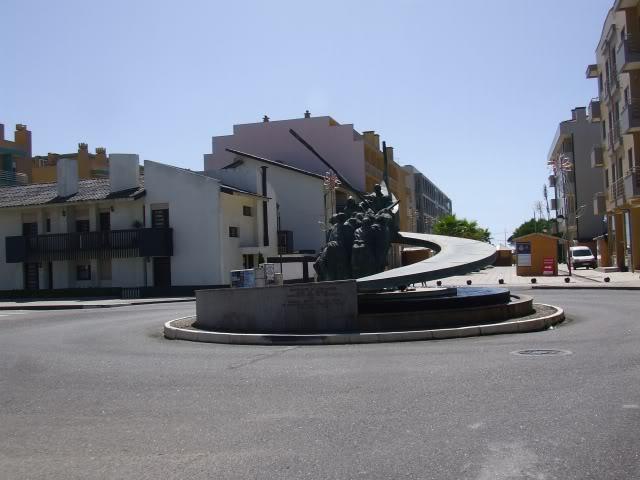 [Passeio] De Gaia, por Espinho, até ao Furadouro e por Santa Maria da Feira DSCF5039