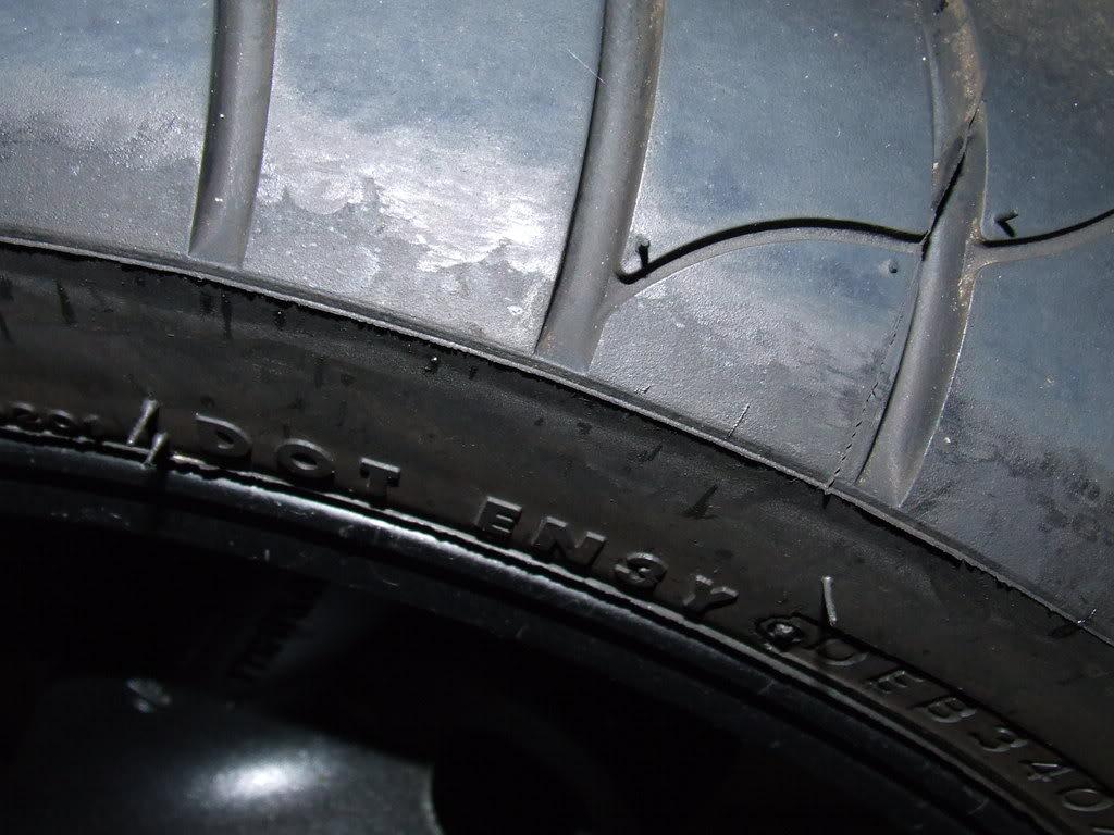 Até onde usamos o pneu lateralmente? DSCF3695