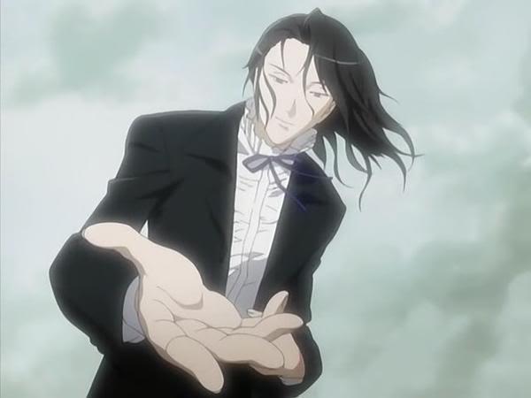 chicos sexis y bellos del anime Haji-2