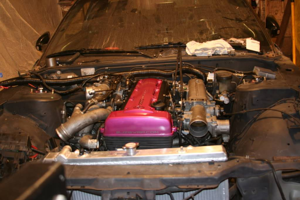 Lizmo's 300SX build.  May048