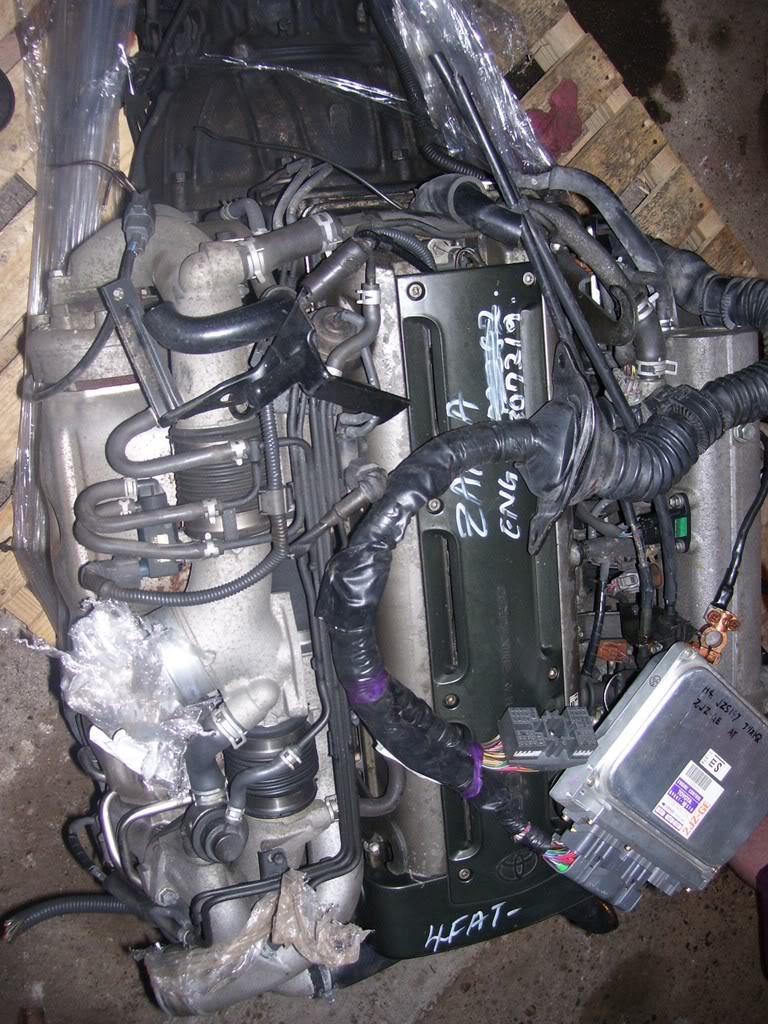 Lizmo's 300SX build.  October008