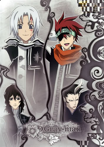 d gray man ~ Pictures, Images and Photos