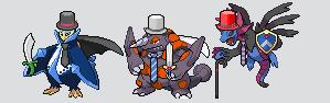 Qual companheira de Ash é sua preferida? Misty, May, Dawn ou Iris? 123