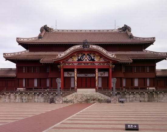 [Du lịch] Di sản văn hoá UNESCO ở nhật Gusuku