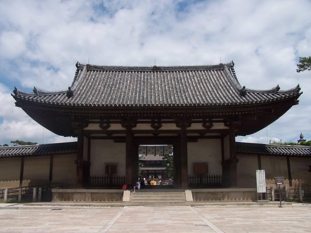 [Du lịch] Di sản văn hoá UNESCO ở nhật Horuji-Nara6