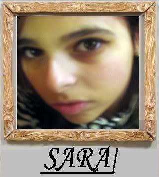 MEET THE MODELS!!! Sara