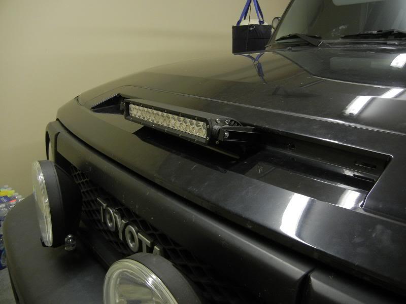 Anyone seen hood mounted LED's? RIGID2