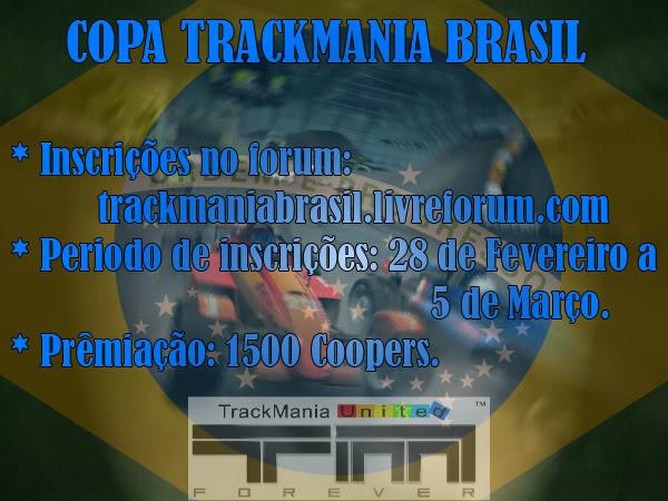 Copa Trackmania Brasil Logotmnendurance