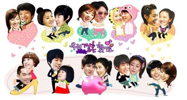 """We Got Married"" de MBC tendrá hasta 41 versiones internacionales 080612_wegotmarried"